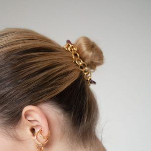 LOOP BIG GOLDEN EAR CUFF