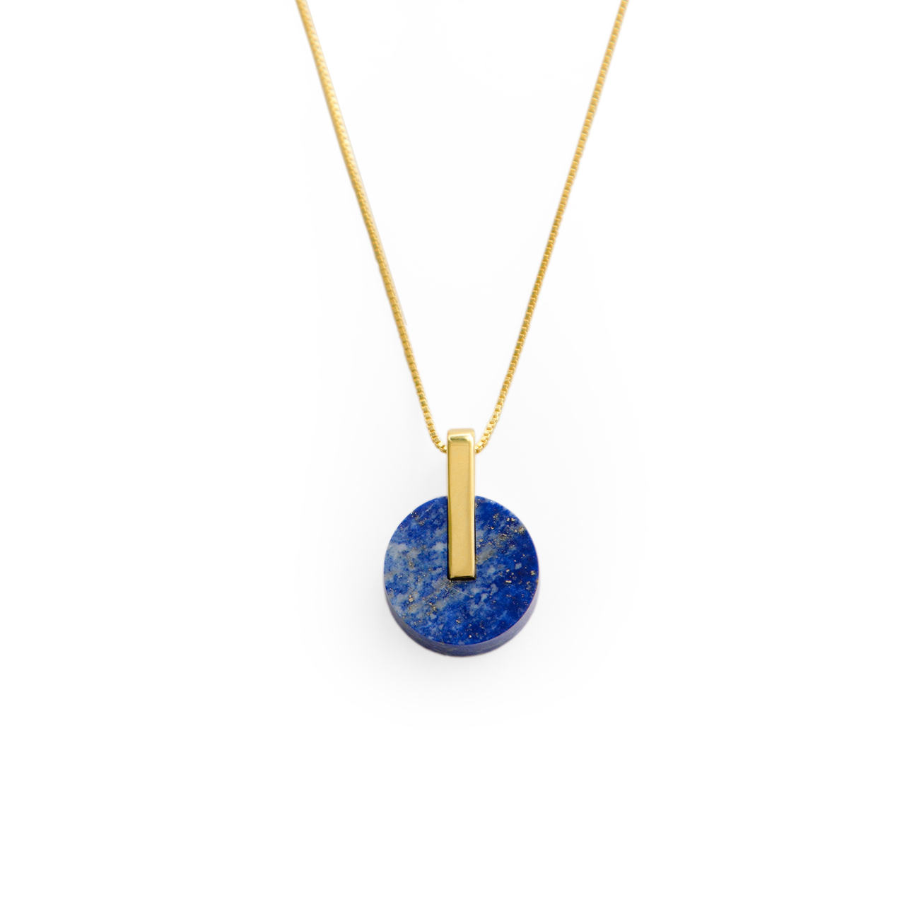 ADAMANTINE NECKLACE LAPIS