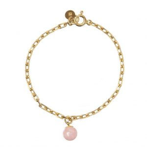 GUILTY PLEASURES GOLD BALL BRACELET