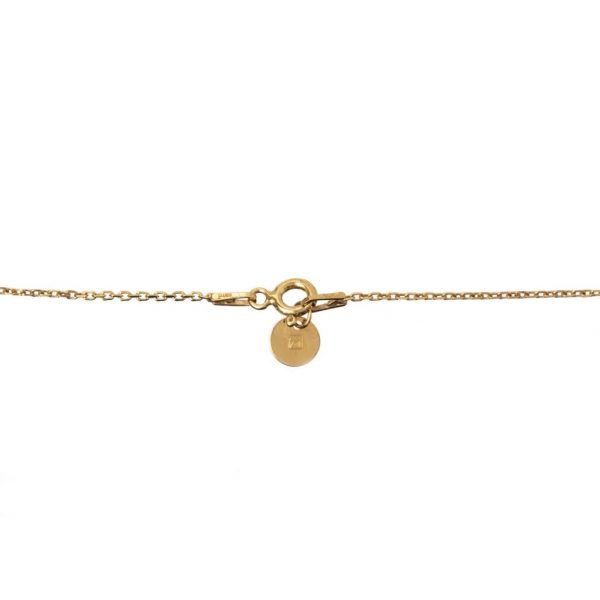 GUILTY PLEASURES SMALL GOLD HEART NECKLACE