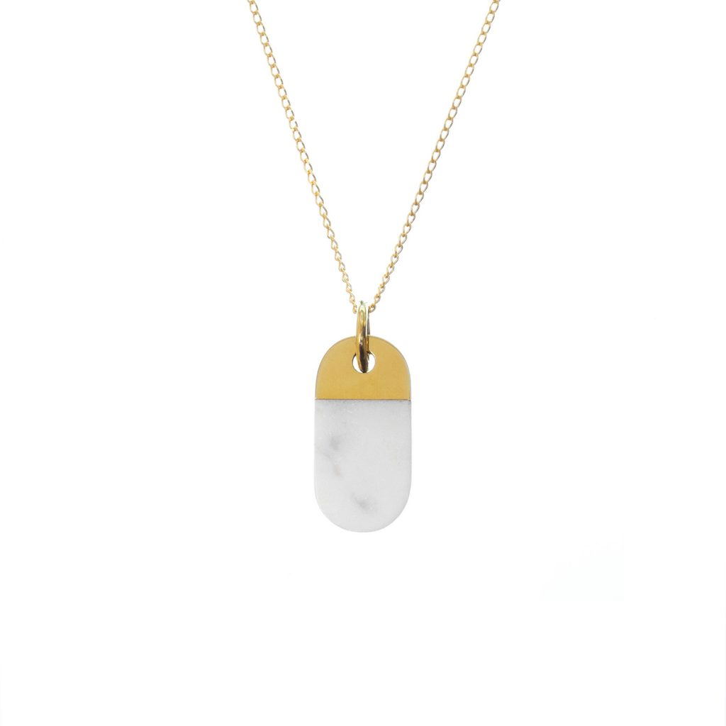 metaformi_design_jewelry_split_oval_necklace_bianco