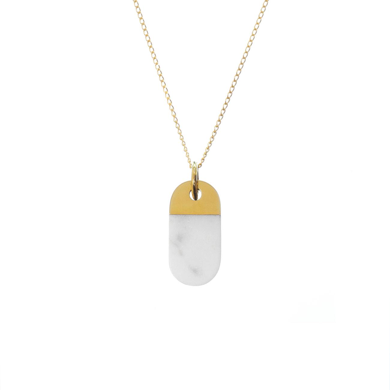 metaformi_design_jewelry_split_oval_necklace_bianco