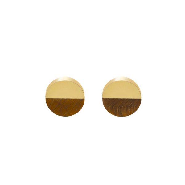 metaformi_design_jewelry_split_round_earrings_tiger_eye